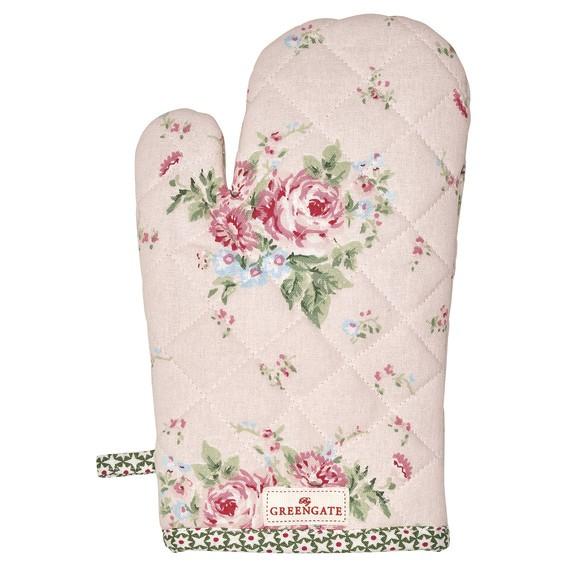 Grill glove Marley pale pink von Greengate